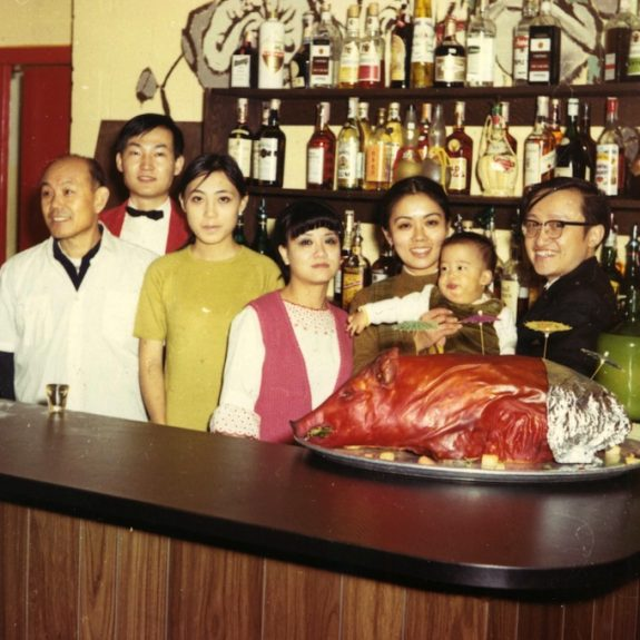 Your Chinese Menu Is Really a Time Machine