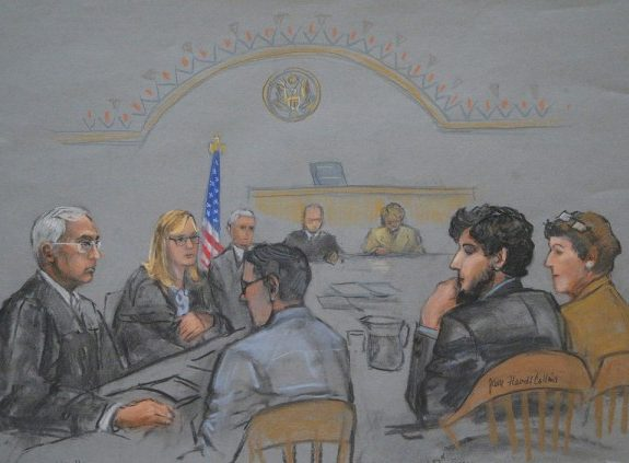 Will the Boston Bomber Be Tried by a Jury of His Peers?