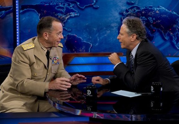 Why American Satire Doesn't Need Jon Stewart