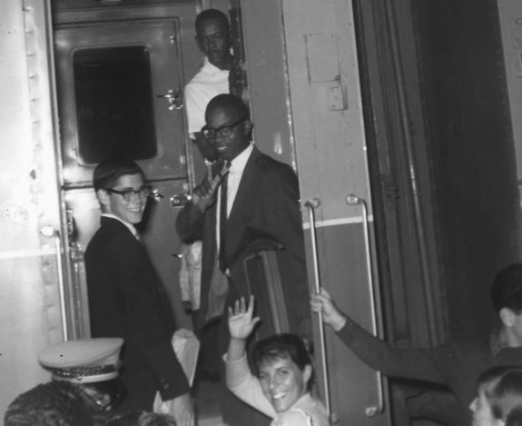 From the Freedom Rides to the L.A. City Council