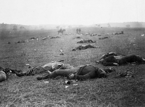 The Civil War Overwhelmed the Senses Like No Other