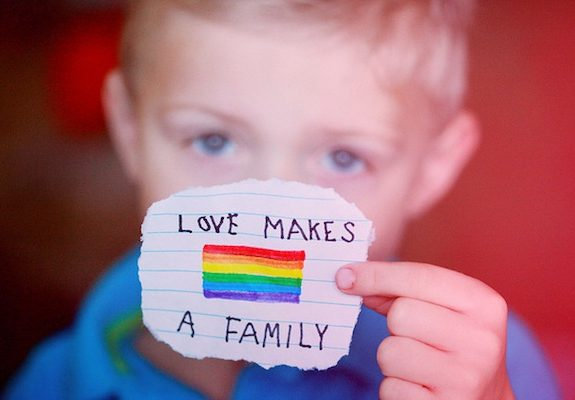 Why the American Family Needs Same-Sex Parents