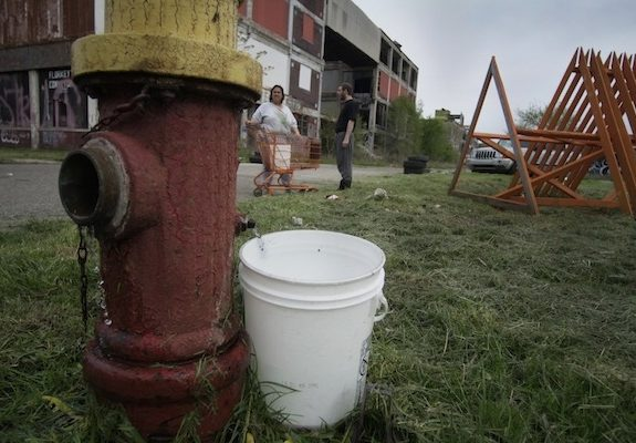 Detroit's Dangerous Water Woes