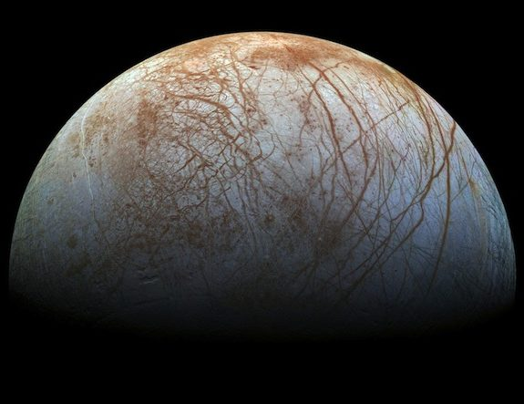 The Potential for Life on Jupiter's Moon
