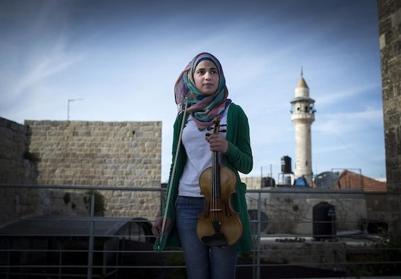 A 'Musical Intifada' in the West Bank