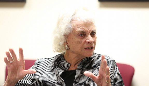 Sandra Day O'Connor on How to Rustle a Calf