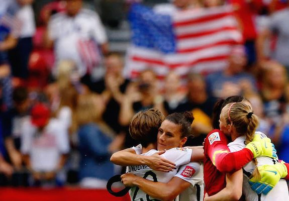 It's Not Women's Soccer—It's Just Soccer