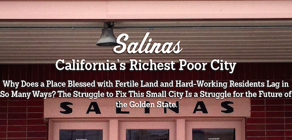 The Struggle to Fix Salinas is a Struggle for the Future of California