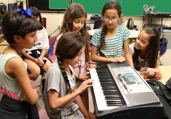 Give Kids the Tools to Make Music, Not Trouble