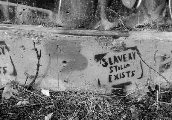 The Confederate Flag's Gone, But Slavery's Still Here
