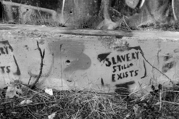 slavery KCRW