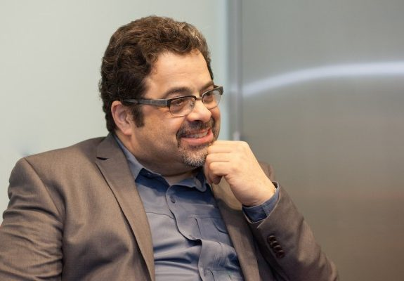 Arturo O'Farrill Doesn't Mind Looking Like a Fool