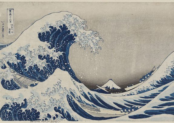 Why the Iconic 'Great Wave' Swept the World