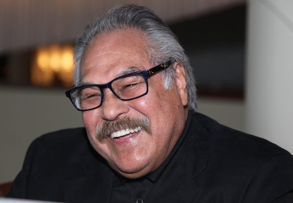 Luis Valdez Was Born in Chinatown