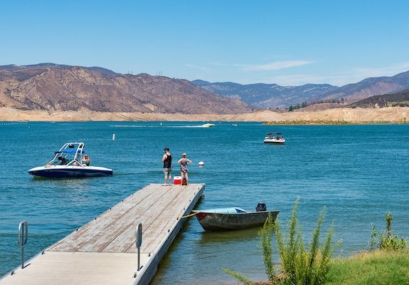 Southern California's Reservoirs Are Fuller Than You Think