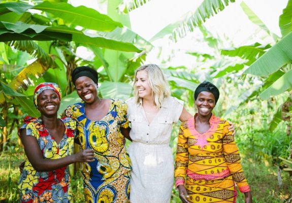 How Well-Crafted Rwandan Baskets and Alpaca Sweaters Can Benefit the World