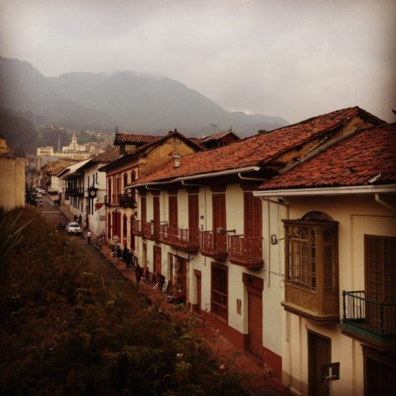 Bogotá, My Home Away From Home