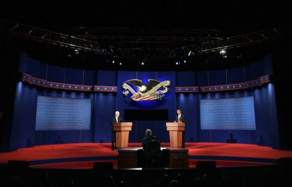 Are Presidential Debates Reality TV, Sunday Talk Show, Or Both?