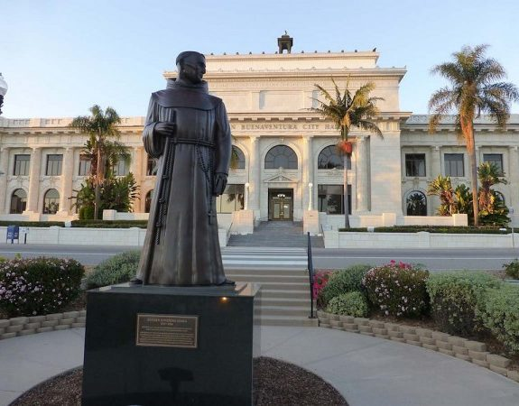 Junipero Serra May Have Been a Saint, but He Wasn't California's Founding Father
