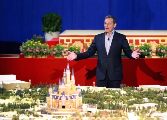 Disney's Bob Iger for President