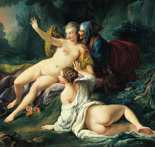 3 Jean-Baptiste Deshays_Jupiter and Semele