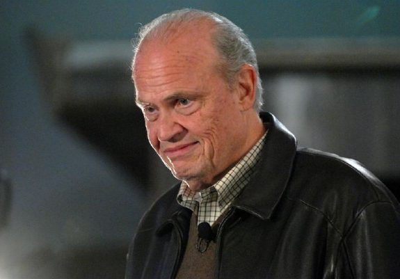 Driving Fred Thompson