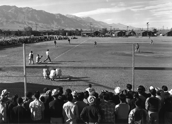 Ansel Adams, Baseball, 1943