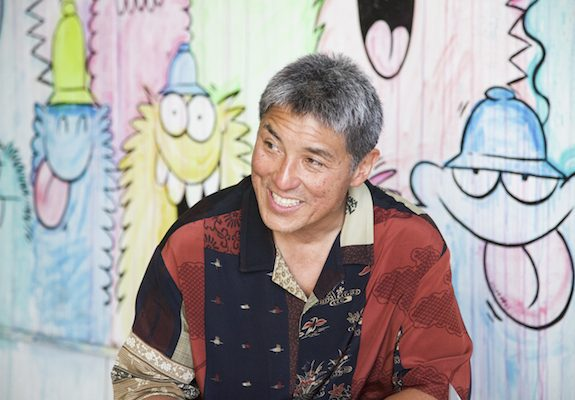 Guy Kawasaki Believes It's American to See the Glass as Half-Full