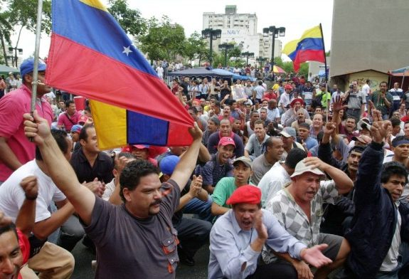 You Don't Want U.S. Politics to End Up Like Venezuela's