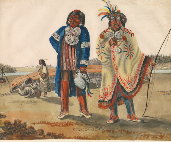 The Native Americans Who Drew the French and British Into War