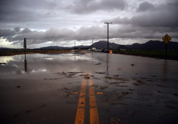 Will El Niño Ruin My California Dream?