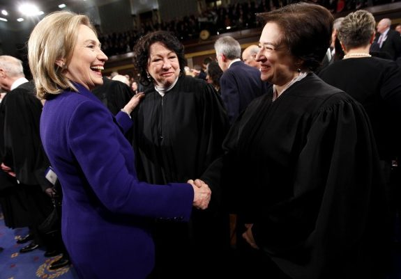 How Partisan is the Supreme Court?