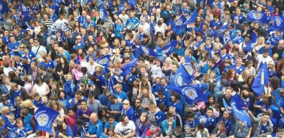 How Leicester's Scrappy Soccer Team is Giving Hope to Underdogs Everywhere