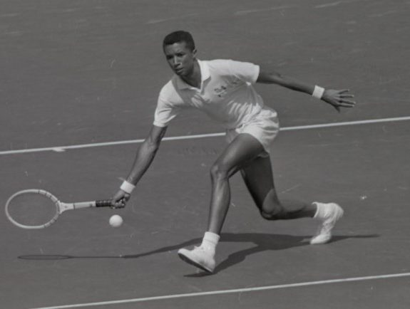 What the Story of Tennis Great Arthur Ashe Still Teaches Us