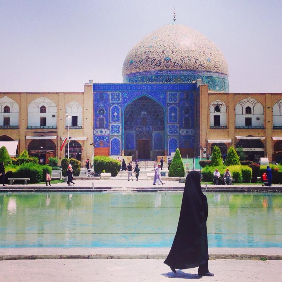 Naqsh-e Jahan Square, Esfahan