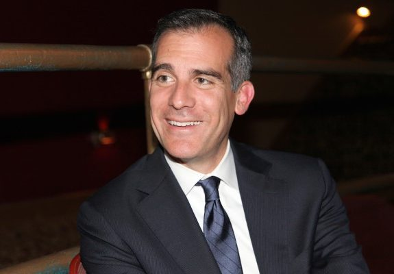 Eric Garcetti Is a Good Sleeper—Especially After Coffee
