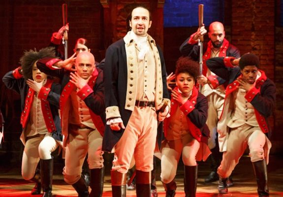 Let's Not Pretend That 'Hamilton' the Musical Is History