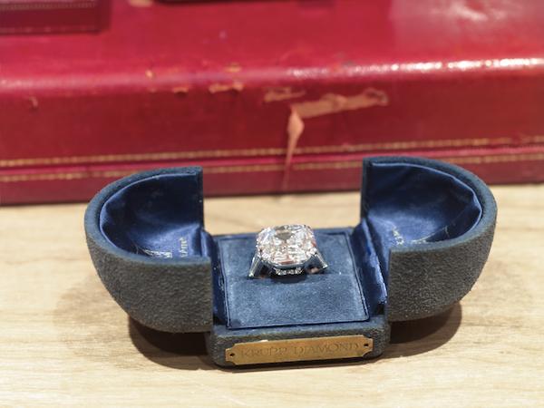"""Krupp Diamond,"" 2010-2011"