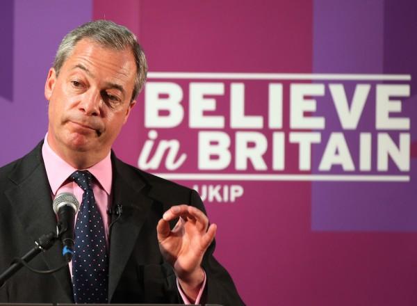 Britain Farage