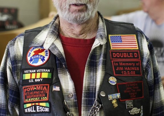 Why a Homeless Vet With Two Purple Hearts Knew Not to Trust the VA