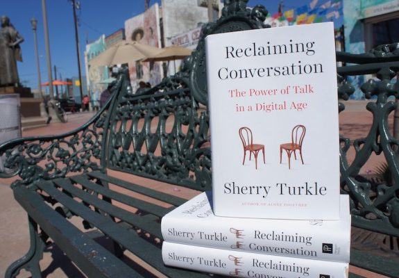 MIT's Sherry Turkle Wins Zócalo's Sixth Annual Book Prize