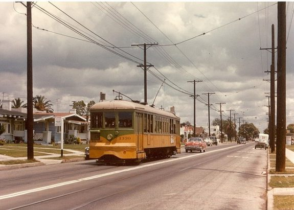 Long Dead Streetcars Still Shape L.A. Neighborhoods