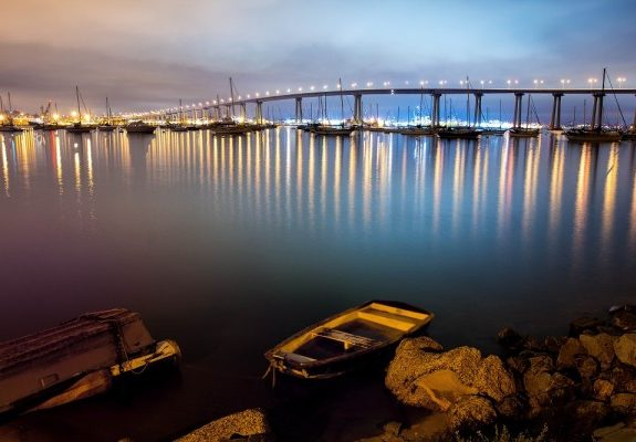 Matt Phillips Wins Zócalo's Fifth Annual Poetry Prize for 'Crossing Coronado Bridge'