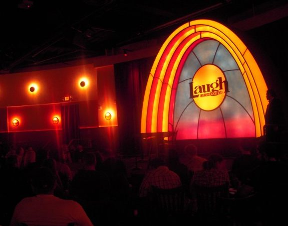 If You Want to Be a Stand-Up Comic, You've Got to Learn How to Bomb