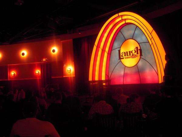 Comedy-club-Laugh-Factory