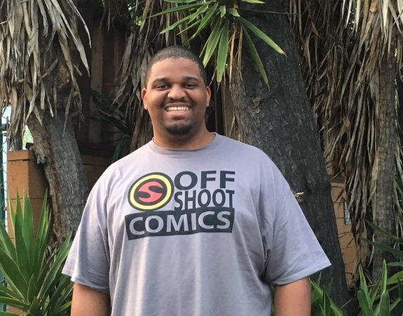 A Comic Book Creator Draws Superheroes as Diverse as the Kids Who Revere Them