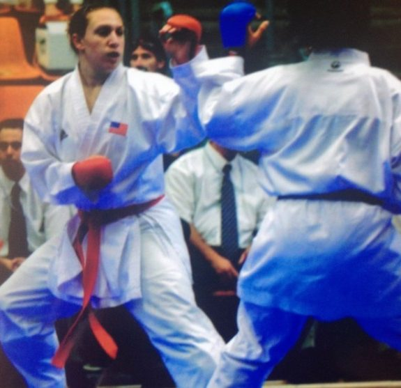 How Politics Killed a Karate Champion's Dreams of Olympic Gold