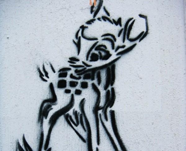 Murray on Bambi LEAD