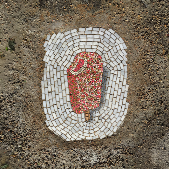 Got a Pothole? This Witty Artist Wants to Put a Mosaic On It.