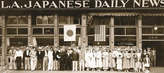 How a 113-Year-Old Japanese-American Paper Competes with Blogs Like Angry Asian Man